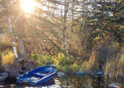 Dugan Lake by Amy Mitchell