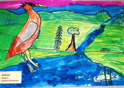 Cataline Elem. Gr 3 BY Arianna